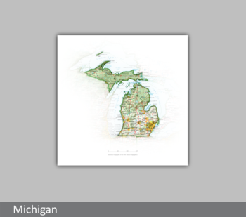 Image Portrait of Michigan