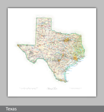 Image Portrait of Texas