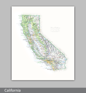 Image State of California