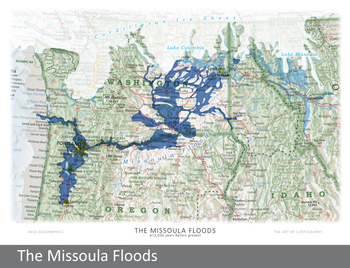 Image The Missoula Floods