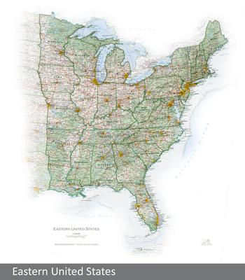Image Eastern United States