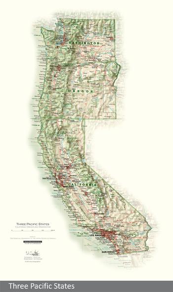 Image Three Pacific States