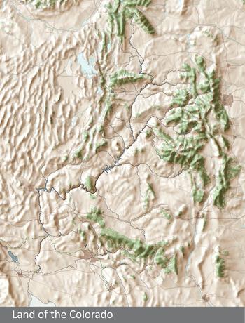 Image Land of the Colorado