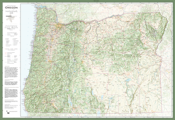 Image Pre-Order: The Essential Geography of Oregon