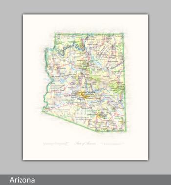 Image Portrait of Arizona