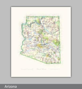 Image State of Arizona