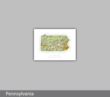 Image Portrait of Pennsylvania