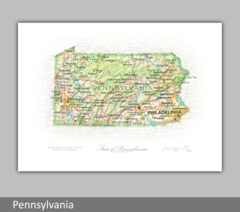 Image Portrait of Pennsylvania