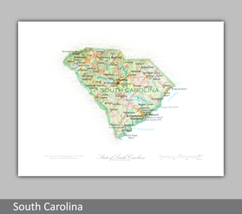 Image Portrait of South Carolina