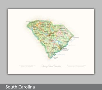 Image Portrait of South Carolina