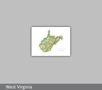 Image Portrait of West Virginia