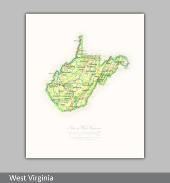 Image State of West Virginia