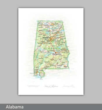 Image Portrait of Alabama