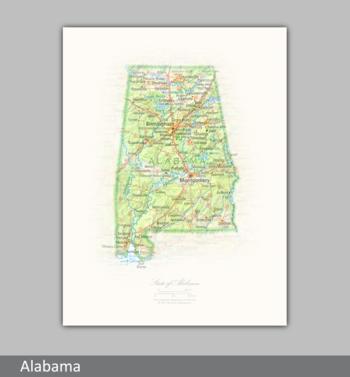 Image Portrait of Alabama
