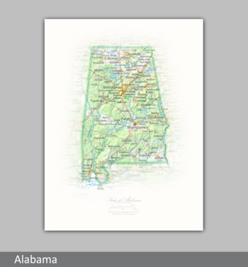Image State of Alabama