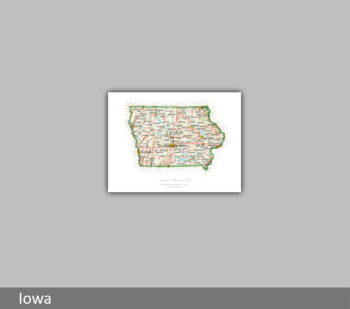 Image Portrait of Iowa