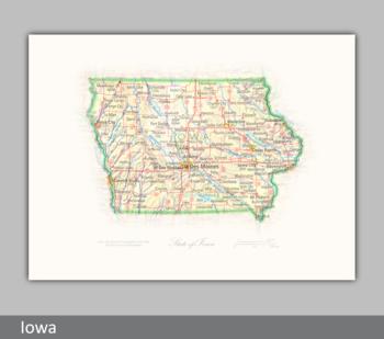 Image Portrait of Iowa