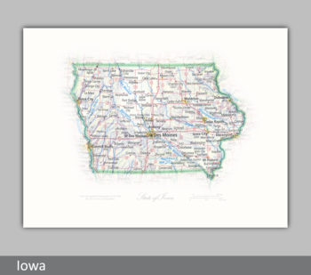 Image State of Iowa