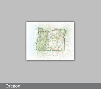 Image Oregon Portrait