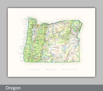 Image Portrait of Oregon