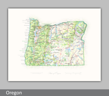 Image Portrait of Oregon
