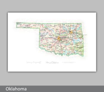 Image Portrait of Oklahoma