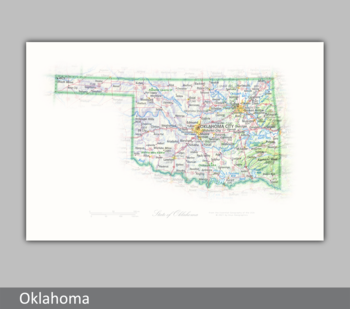 Image State of Oklahoma