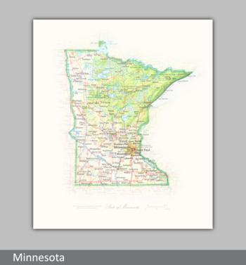 Image State of Minnesota