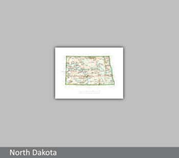 Image Portrait of North Dakota