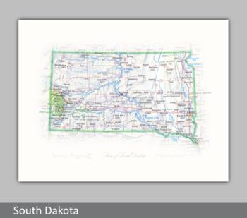 Image State of South Dakota