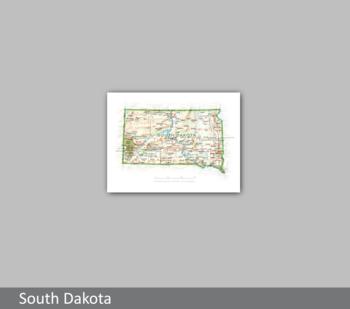 Image Portrait of South Dakota