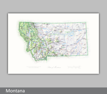 Image State of Montana