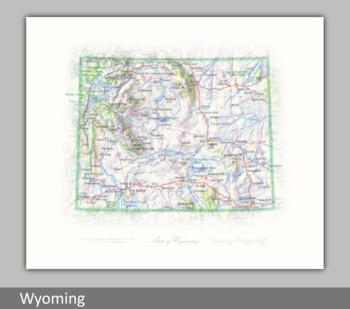 Image State of Wyoming