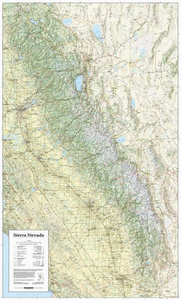 Image Sierra Nevada - California-Nevada, USA