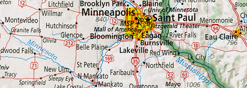 Map Of The Usa Geographic Maps