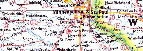 Map Of The USA Geographic Maps - Basic us map